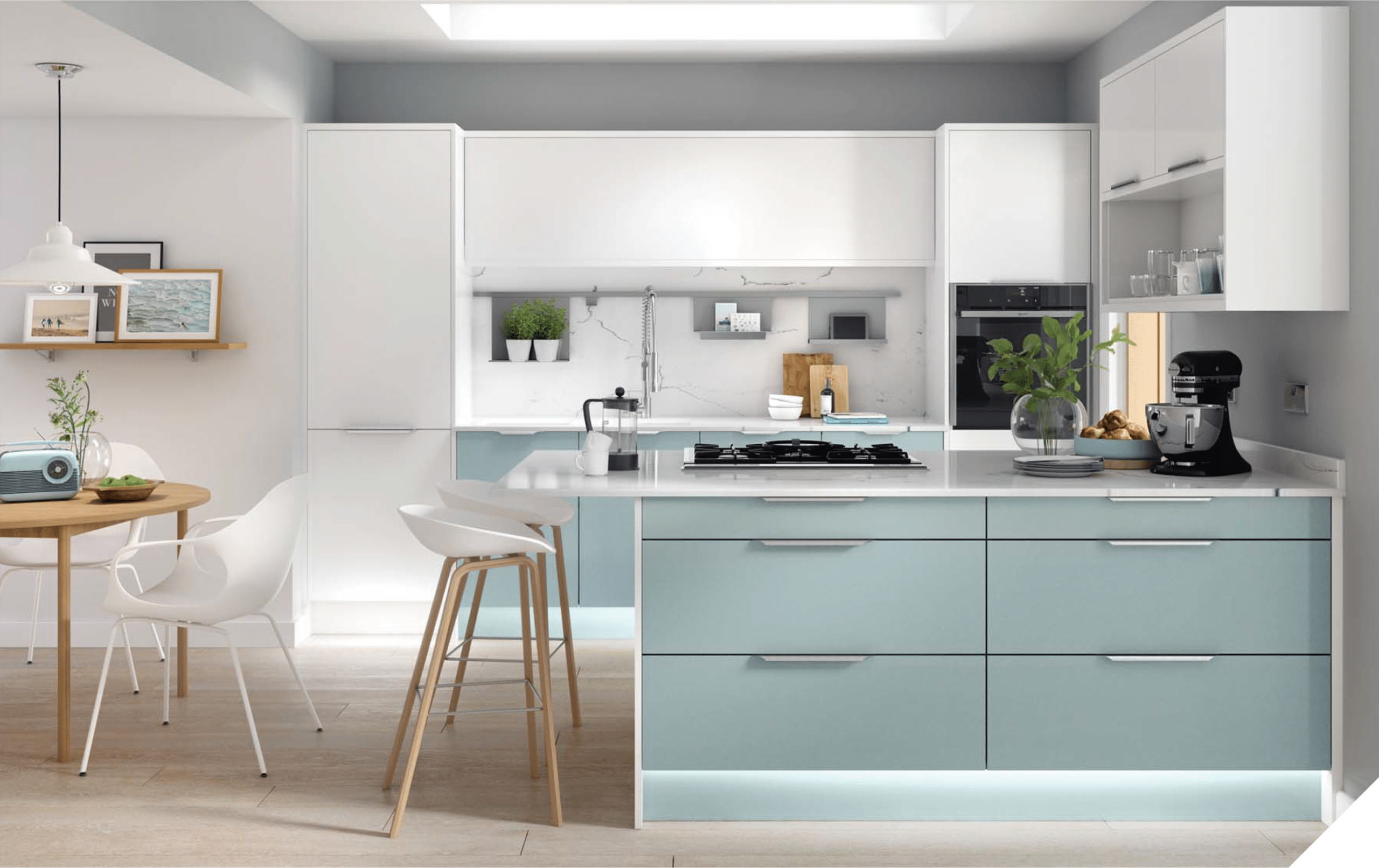 Essentials of Classic Contemporary Kitchen Design   Timeless ...